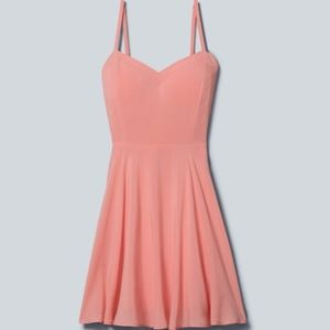 Talula Lipinski Peach Dress